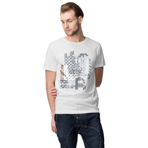 T-shirt Off White ''Bridge''