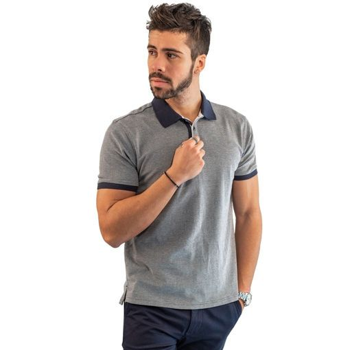 Polo Pique Yarn Dyed Classic