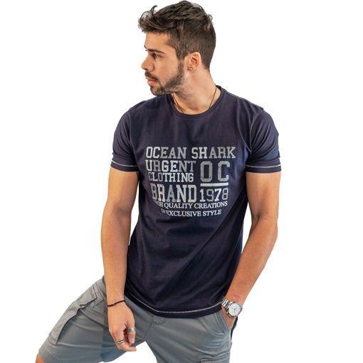 """T-shirt """"Ocean Shark"""""""